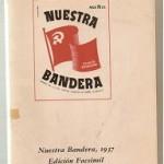 Nuestra Bandera Edición Facsimil 1937. Año 1979