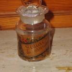 bote farmacia yoduro arsenico