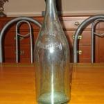 botella de solares