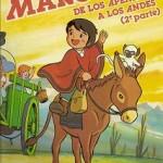 Album de Cromos. Marco, de los Apeninos a los Andes. (2ª parte) Danone. 1977