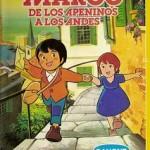 Album de Cromos. Marco, de los Apeninos a los Andes. Danone. 1976