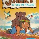 Allbum de Cromos Jacky el oso de Tallac. Danone. 1978