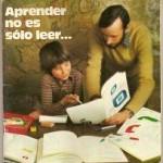 Aprender no es sólo leer. Editorial Miñón. 1977