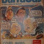 Barrabás. La revista satírica del deporte. Nº 29 17 de abril de 1973