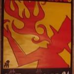 Cartel Ferias y Fiestas. Salamanca. 1994