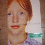 Cartel Gran Formato Benetton año 2000_1