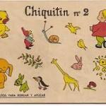 Chiquitín, nº 2 Modelitos para bordar y apicar
