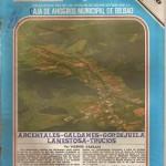 El Correo de Vizcaya.Enciclopedia viva de los pueblos de Vizcaya. Fasciculo 47 Argentales-Galdames-Gordejuela-Lanestosa-Trucios