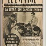 El Español. 22-28 Mayo 1955. Nº 338