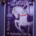 Fiestas y ferias. Salamanca 1997