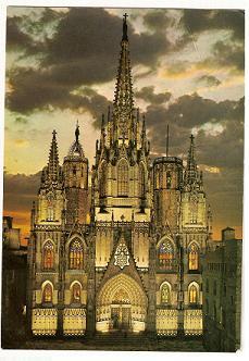 Gran postal Barcelona