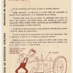 Ministerio de Agricultura. El arranque del tractor. 1960