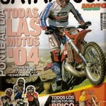 Moto Verde Catálogo 2004. Edición fuera de serie nº 3