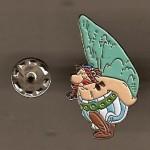Obelix cargando un menhir
