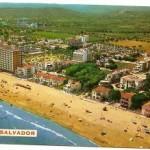 Postal Costa Dorada. Tarragona. Venderll. San Salvador