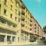 Postal Elgoibar. Avenida Pedro Muguruza. 1964