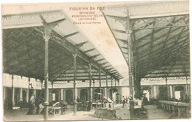 Postal Figueira Da Foz. Mercado