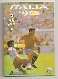 Programa Mundial de Futbol Italia 1990