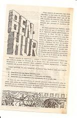 Publicidad cursos bibliocos por correspondencia 1973