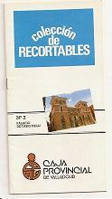 Recortables. Palacio de Fabio Nelli. Valladolid. 1987