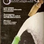 Sobremesa, nº 9. REvista de vinos y gastronomia. Noviembre 1984