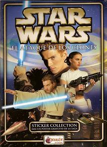 Star Wars. El ataque de los Clones. Merlin. 2002