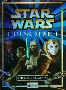 Star Wars. Episode I. Merlin. 1999