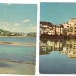 dos postales de ibiza