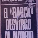 Barrabás. Nº 170. 30 de diciembre de 1975