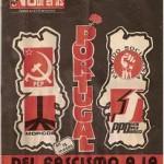Boletín Hoac 1-15 Agosto de 1975. Noticias Obreras