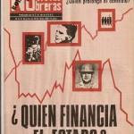 Boletín Hoac 15 - 31 de julio de 1975. Noticias Obreras