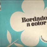 Bordados a Color. Nº 13. 1975
