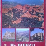Cartel Turismo El Bierzo. Junta de Castilla y León. 1986