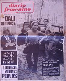 Diario femenino. 30 de octubre de 1968. Nº 3