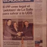 El Adelanto, 3 de junio de 2004
