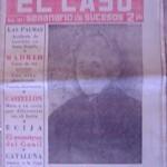 El Caso, nº 187. 3 de diciembre de 1955