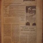 Informaciones Políticas nº 62. 3 de julio de 1976