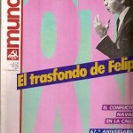 Mundo Obrero 1 de noviembre de 1984