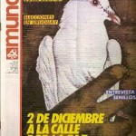 Mundo Obrero 29 de noviembre de 1984