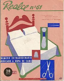 Revista Realce. Nº 61. 1962
