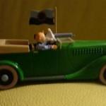 Cabriolet descapotable