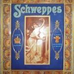 Chapa esmaltada Schwepss