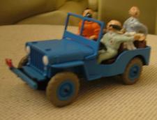 Jeep Objetivo la luna