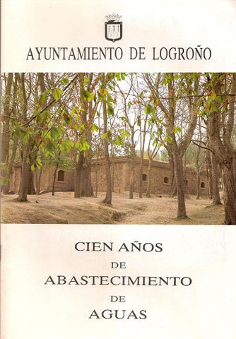 Ayuntamiento de logroño. Abastecimiento de aguas 1985