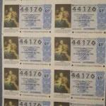 Loteria nacional 22 de diciembre de 1996. n44176 s61