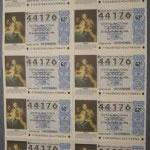 Loteria nacional 22 de diciembre de 1996. n44176 s62