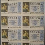 Loteria nacional 22 de diciembre de 1996. n44176 s63