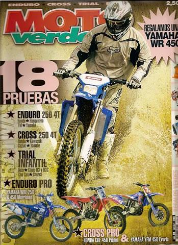 Moto Verde nº 318