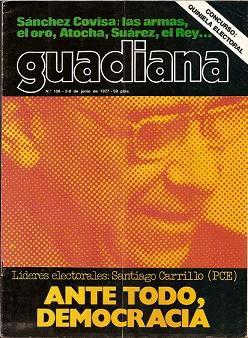 REvista Guadiana 2 de junio de 1977
