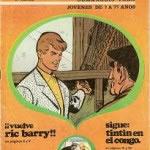 Semanario Tintin. Nº 31. 12 de junio de 1968